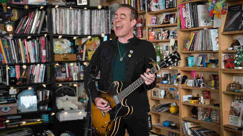 Ted Leo: Tiny Desk Concert