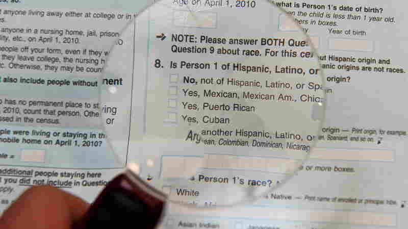 Trump Administration Delays Decision On Race, Ethnicity Data For Census