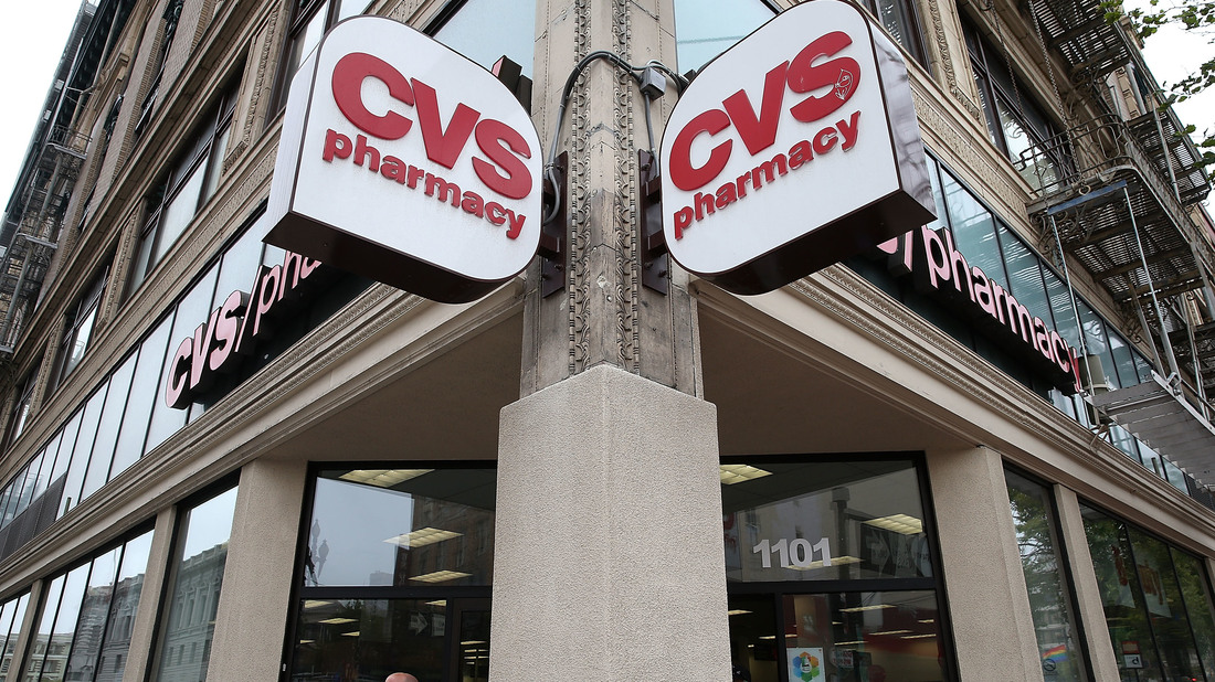 cvs to buy health insurer aetna for  69 billion   the two