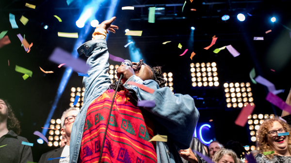 Watch Tank And The Bangas Celebrate 10 Years Of NPR Music