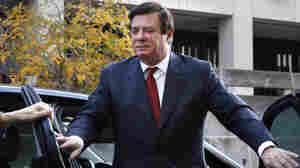 Mueller: Manafort's Collaborator Has Ties To Russia's Intelligence Services