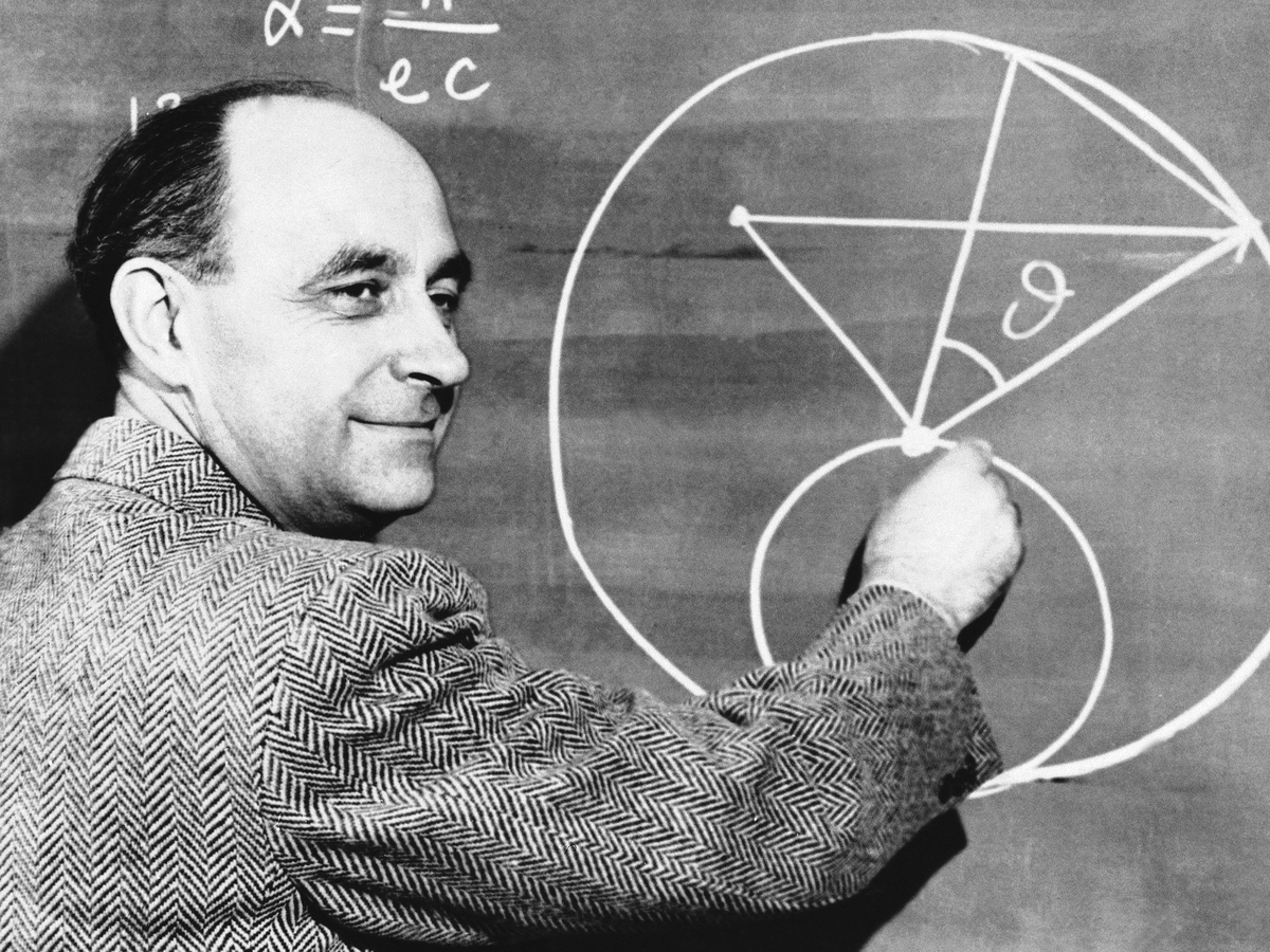 the life of enrico fermi This biography explores the life and career of the italian physicist enrico fermi,  which is also the story of thirty years that transformed physics and forever.