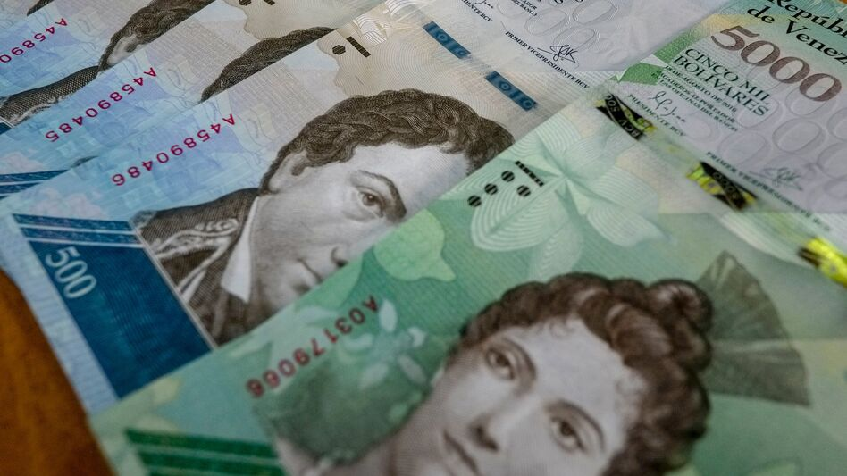 Faced with rocketing inflation and low oil prices, Venezuela has introduced new, larger banknotes this year. Now the country is planning a cryptocurrency tied to its oil reserves.