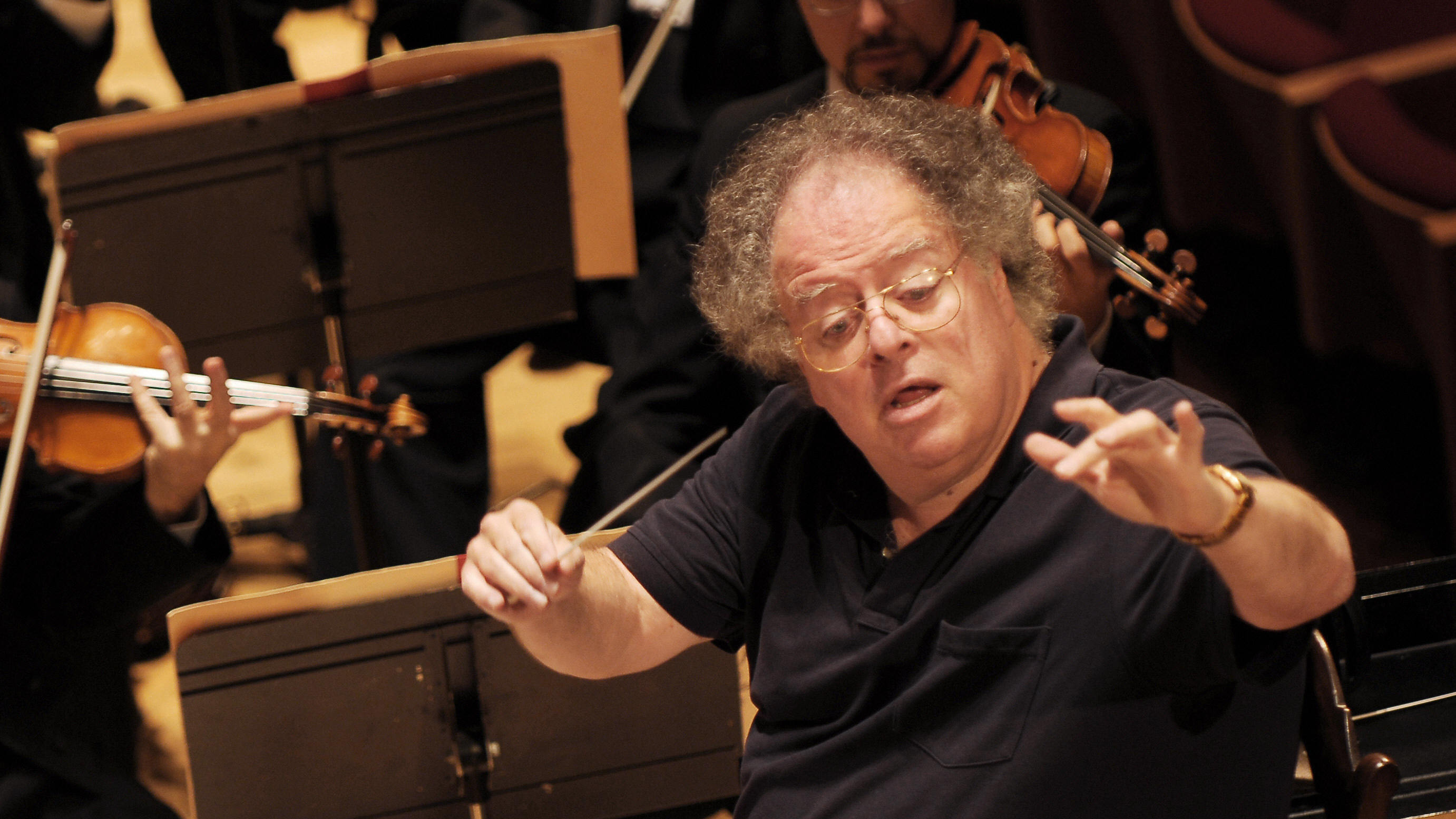 Image for Sexual Abuse Allegations Against James Levine Spell Trouble For Met Opera Article