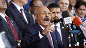 Yemen's Former Leader Ali Abdullah Saleh Leaves A Legacy Of Divisions And Chaos