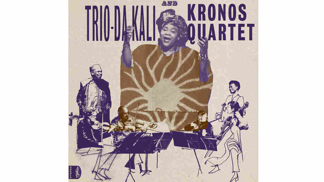 Trio Da Kali and Kronos Quartet, Ladilikan