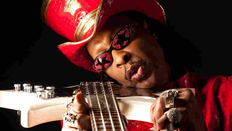 Bootsy Collins On World Cafe