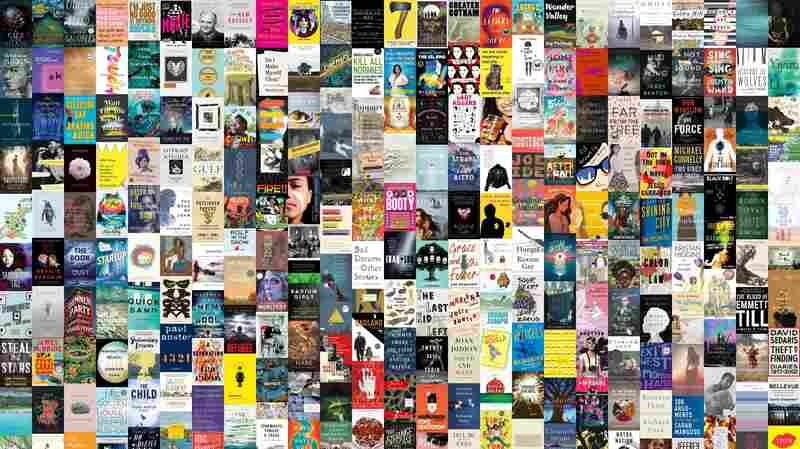 NPR's Book Concierge: Our Guide To 2017's Great Reads