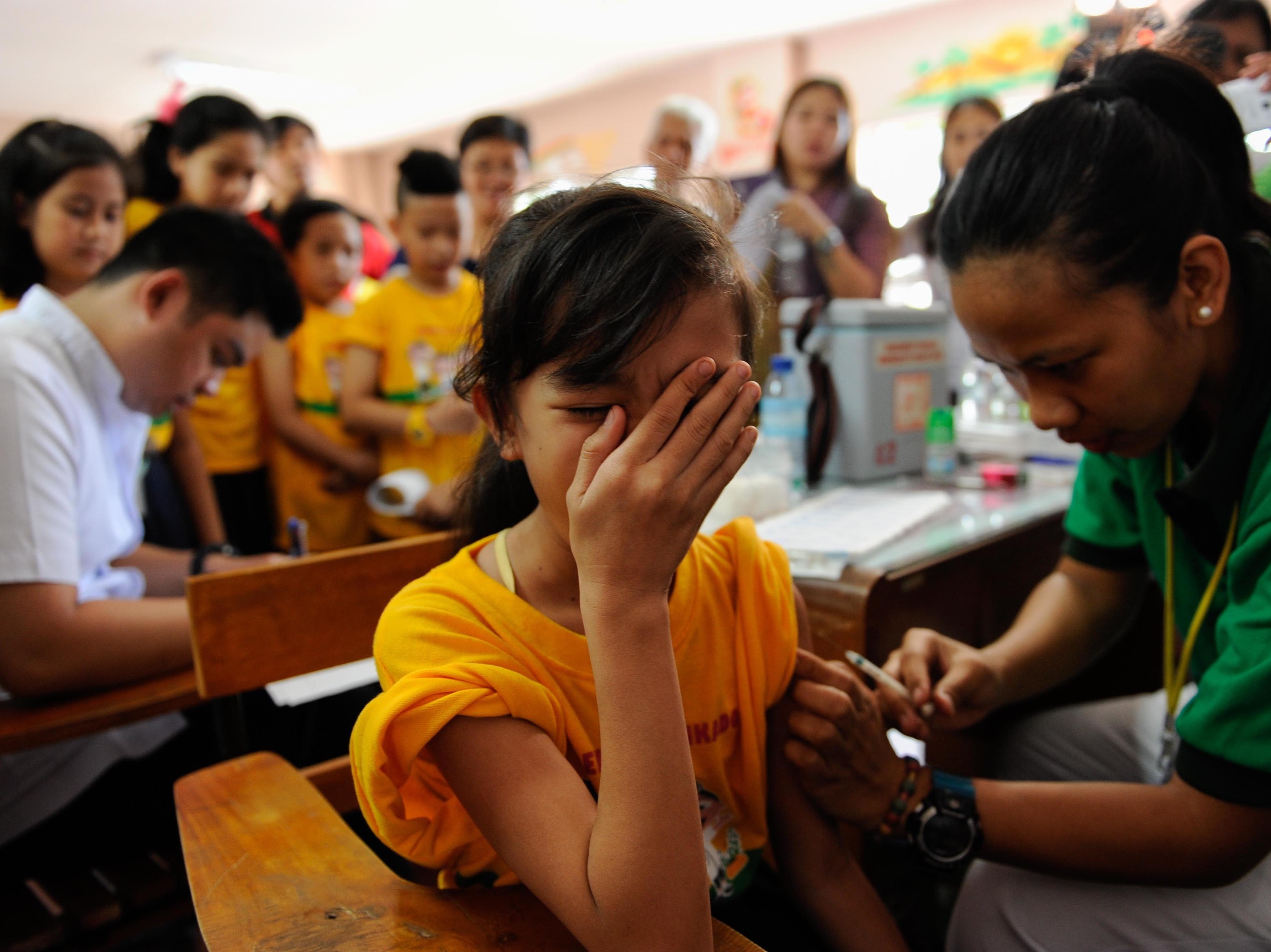 Brazil recommends restrictions on Sanofi dengue vaccine