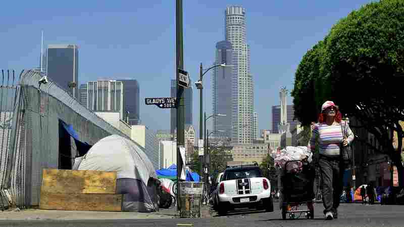 Homeless Population Rises, Driven By West Coast Affordable-Housing Crisis