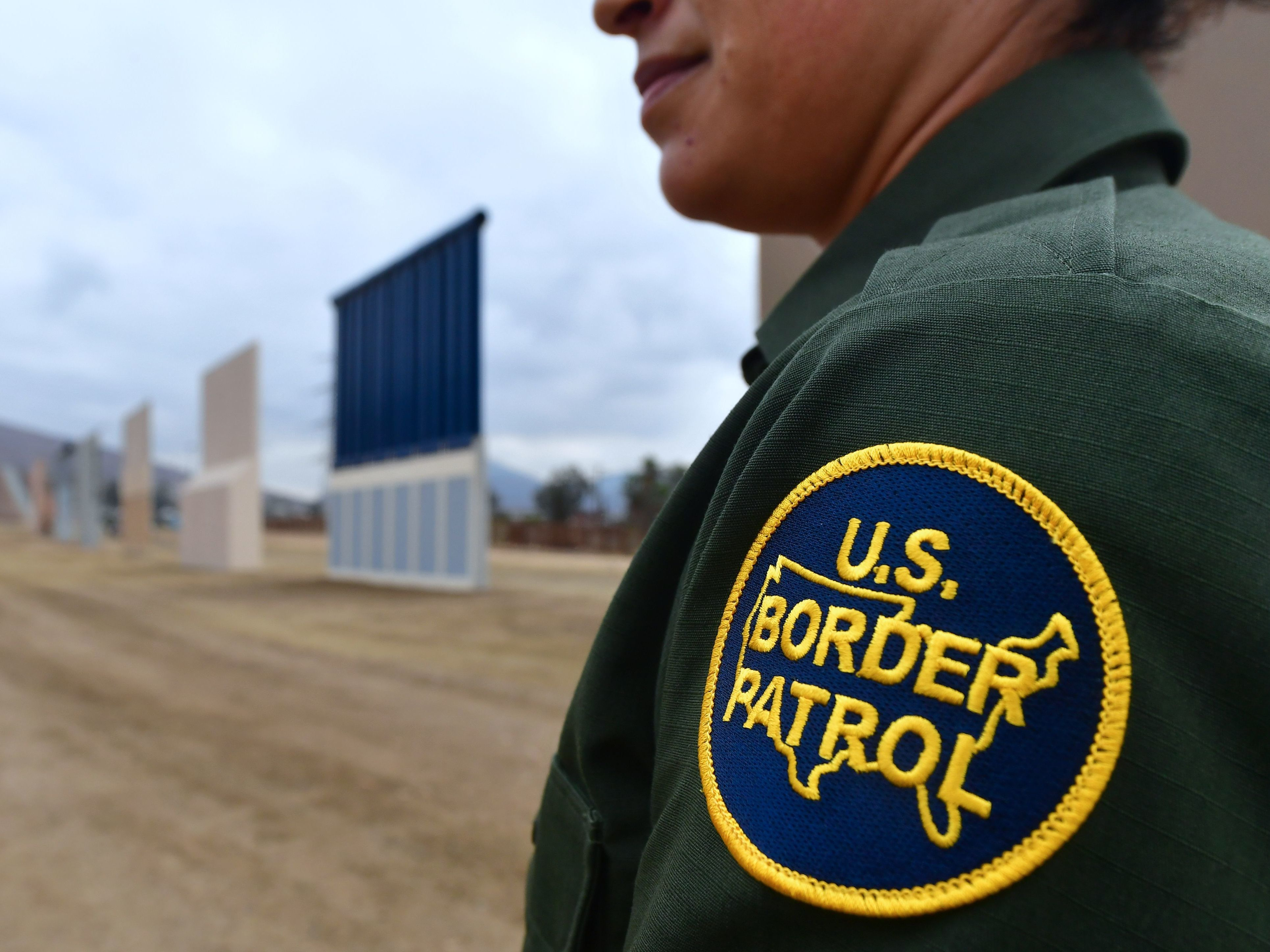 Homeland Security: Arrests along Mexico border down in 2017