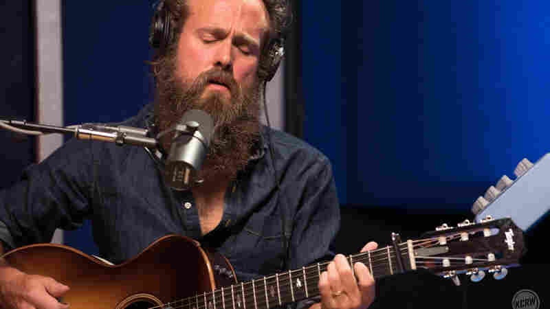 Watch Iron & Wine Perform 'Call It Dreaming' Live In The Studio