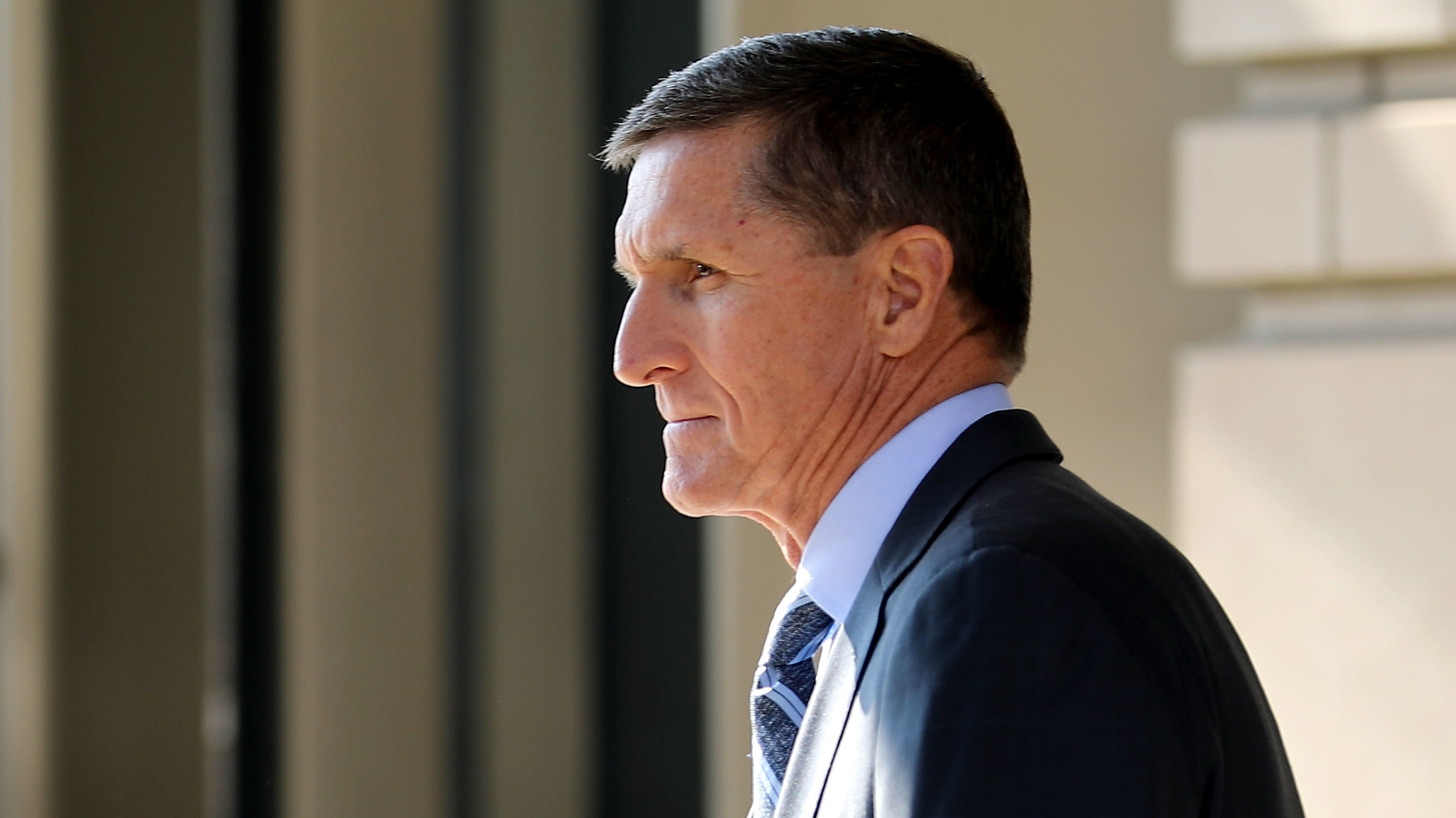 Flynn told a business associate Russian sanctions would be 'ripped up'