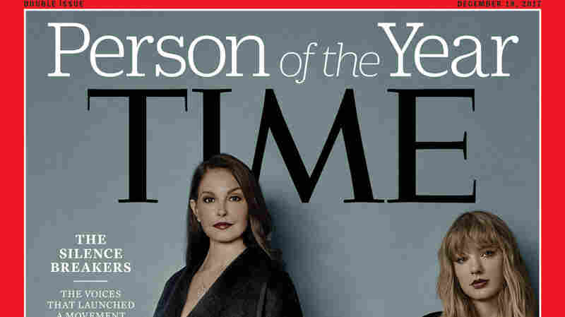 #MeToo Movement Is Person Of The Year, 'Time' Says
