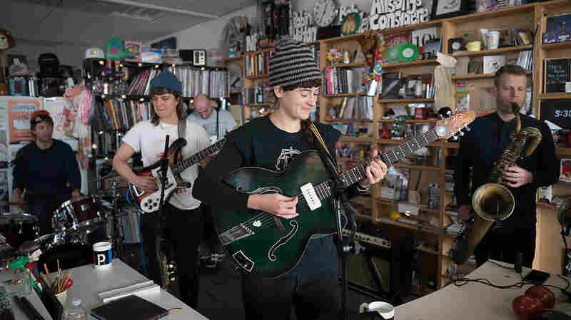 This Is The Kit: Tiny Desk Concert