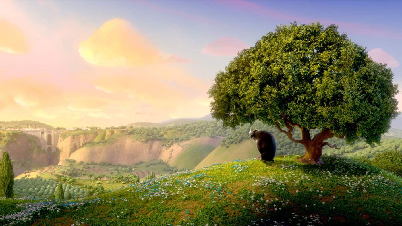 Mediocre 'Ferdinand' Will Have Bored Parents Seeing Red