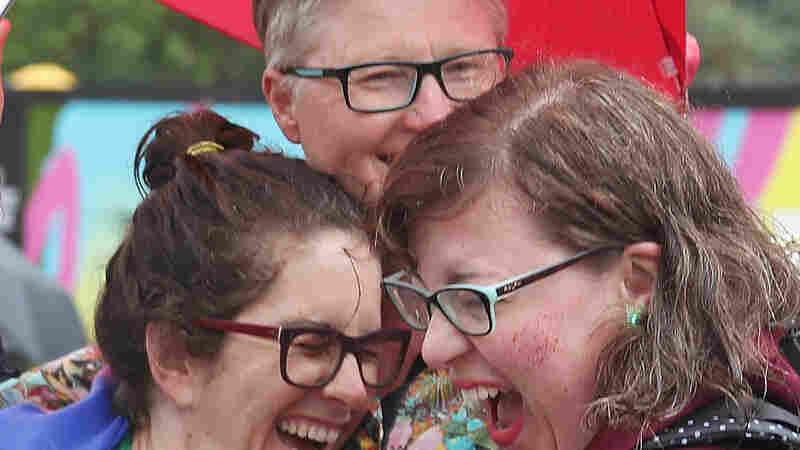 Australian Parliament Approves Same-Sex Marriage