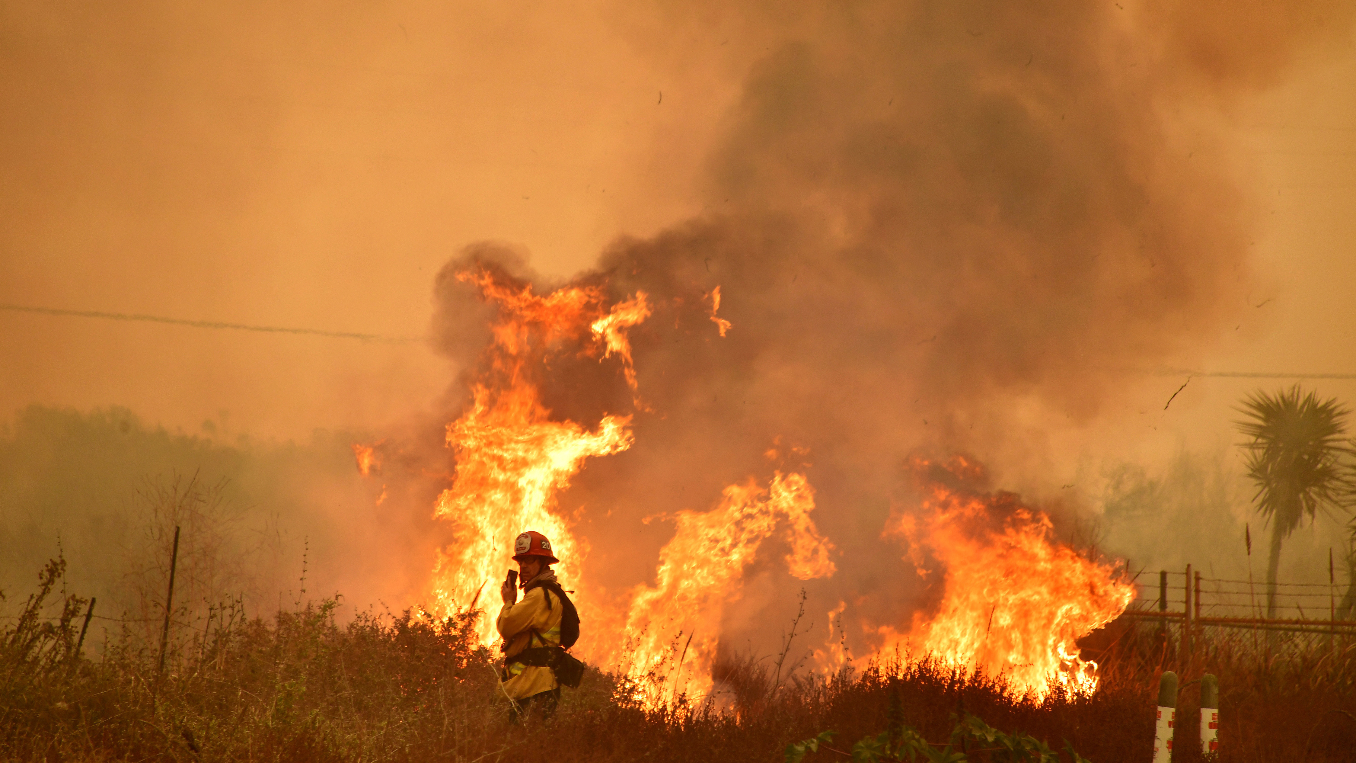 Why Fires Are Becoming California's New Reality