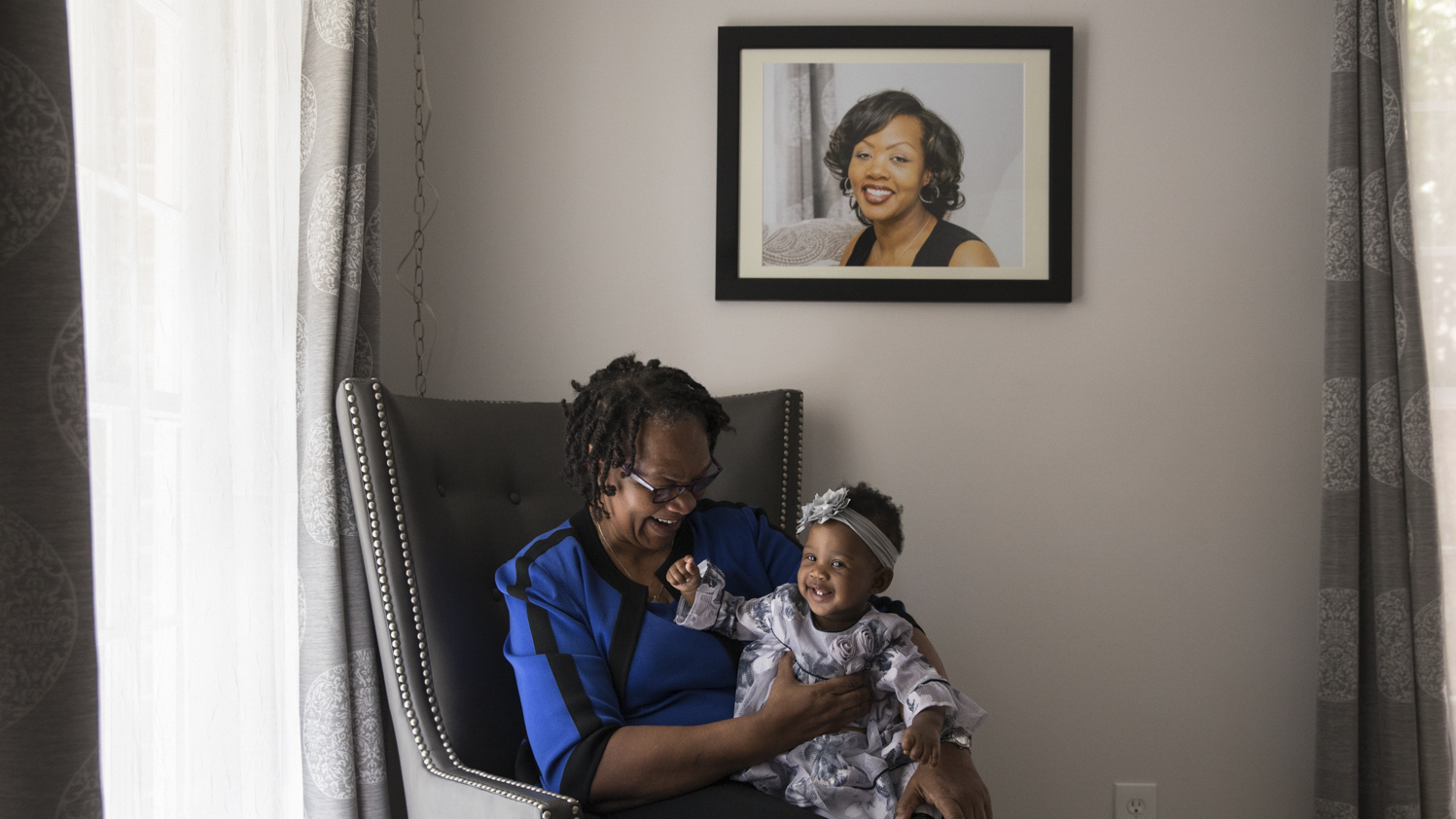 Image for Black Mothers Keep Dying After Giving Birth. Shalon Irving's Story Explains Why Article