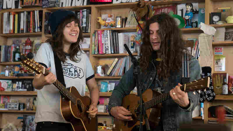 Courtney Barnett and Kurt Vile: Tiny Desk Concert