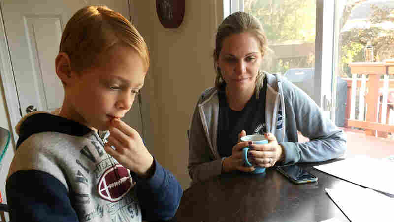 Could Probiotics Protect Kids From A Downside Of Antibiotics?