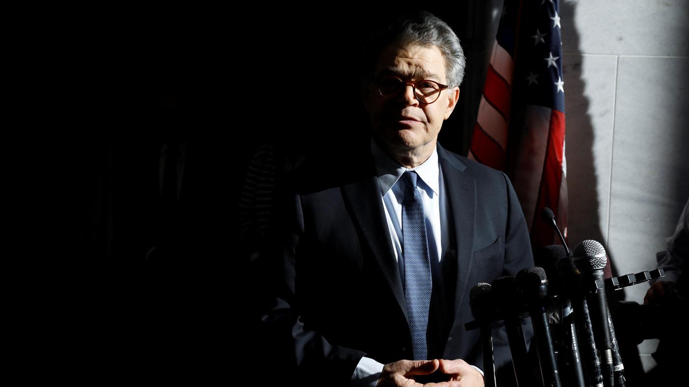 photo image Sen. Al Franken To Make Announcement Amid Calls For Him To Resign
