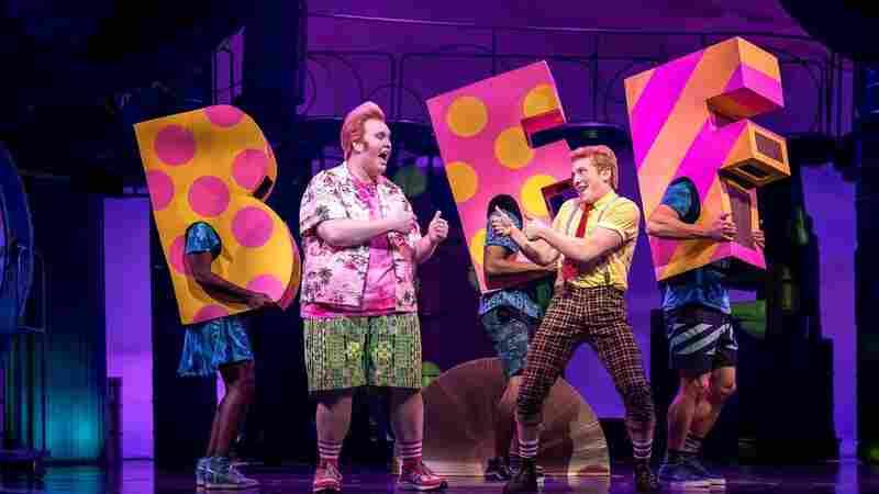 SpongeBob's Bikini Bottom On Broadway — And In Danger