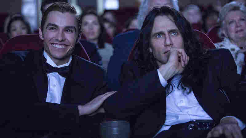 Pop Culture Happy Hour: 'The Disaster Artist' Is A Very James Franco Production