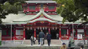 'Samurai Sword' Attack At Tokyo Shrine Leaves 3 Dead
