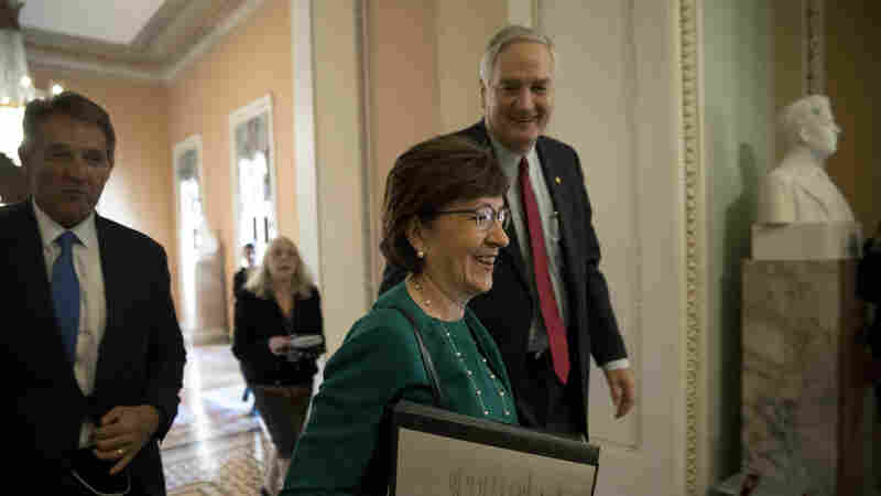 Doubts Rise About Sen. Collins' Strategy To Shore Up Insurance Market