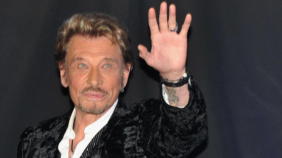 Merci Johnny Remembering Rocker Johnny Hallyday Beloved By France