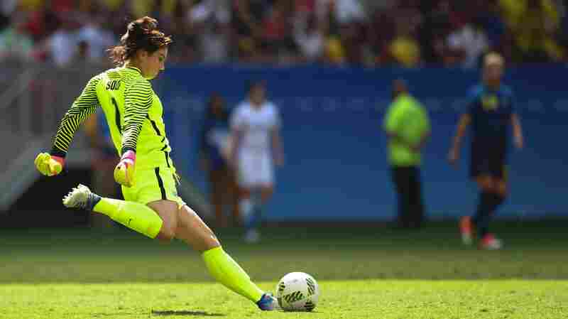 Hope Solo Announces She Is Running For U.S. Soccer Presidency