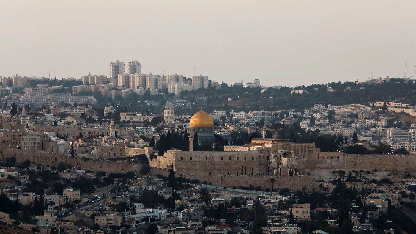 To Some Zionist Christians And Jews, The Bible Says Jerusalem Is