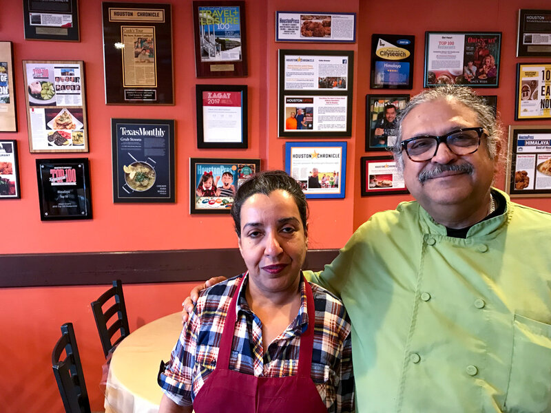 A Visit To Houston's Himalaya: Pakistani And Indian Food With Deep