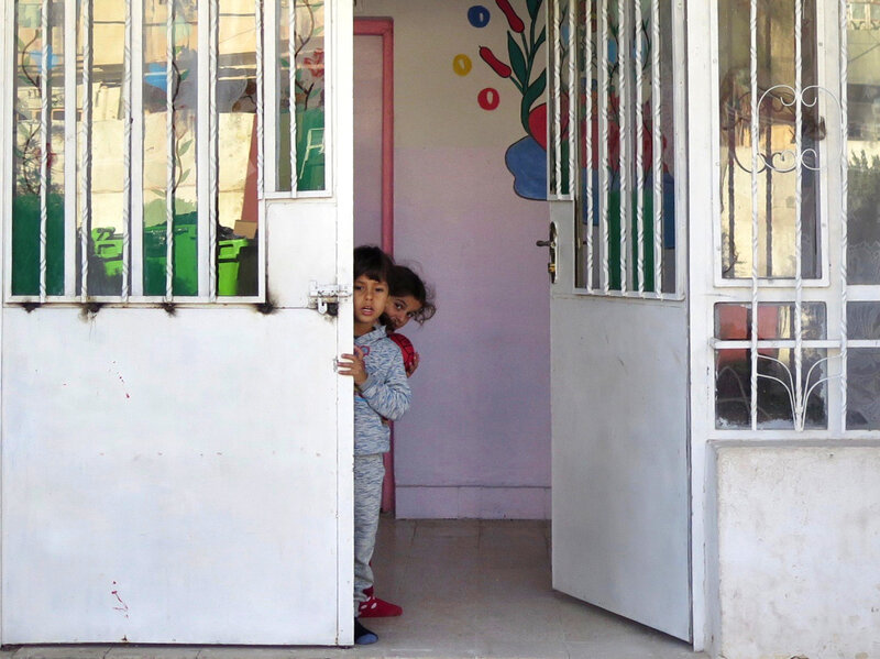 Kidnapped, Abandoned Children Turn Up At Mosul Orphanage As