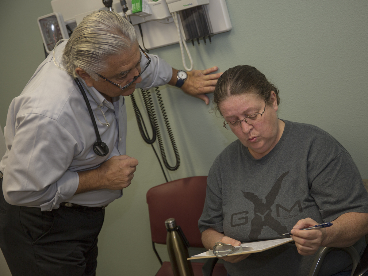 Retired Doctor Rejoins The Fight To Cure Hepatitis C