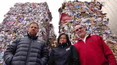 Recycling Chaos In U.S. As China Bans 'Foreign Waste'