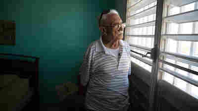 Thousands Of Puerto Ricans Have Left But This 90-Year-Old Is Staying Put
