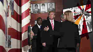Trump Attends Opening Of Mississippi Civil Rights Museum Despite Controversy