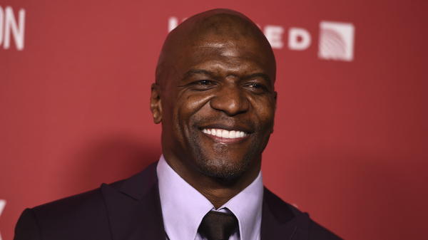 """Actor Terry Crews was recognized last week as part of """"The Silence Breakers,"""" the group of men and women collectively named Time magazine"""