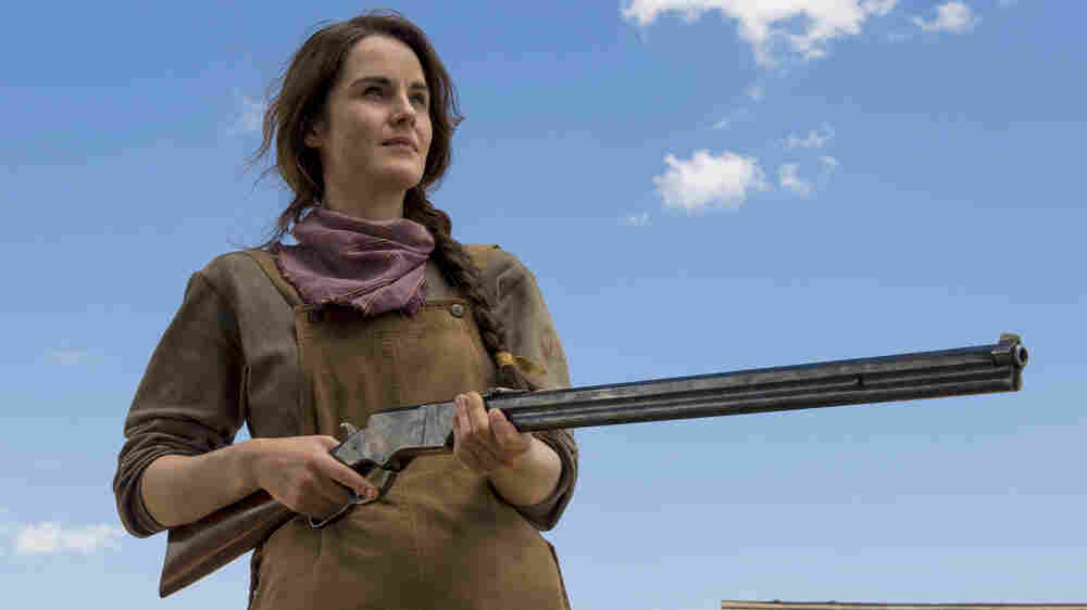 'Godless' Creator Was Determined To Put His Own Spin On The Classic Western