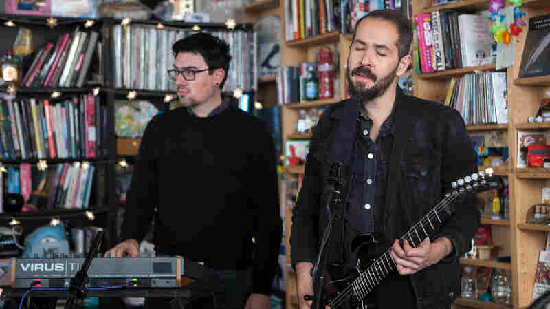 Cigarettes After Sex: Tiny Desk Concert
