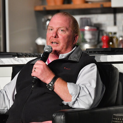 Mario Batali Steps Aside From His Restaurants Amid Sexual Misconduct Allegations