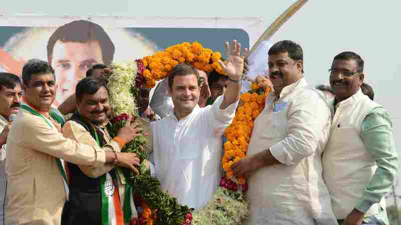 As A New Gandhi Takes Over, Can India's Opposition Find Its Footing Again?