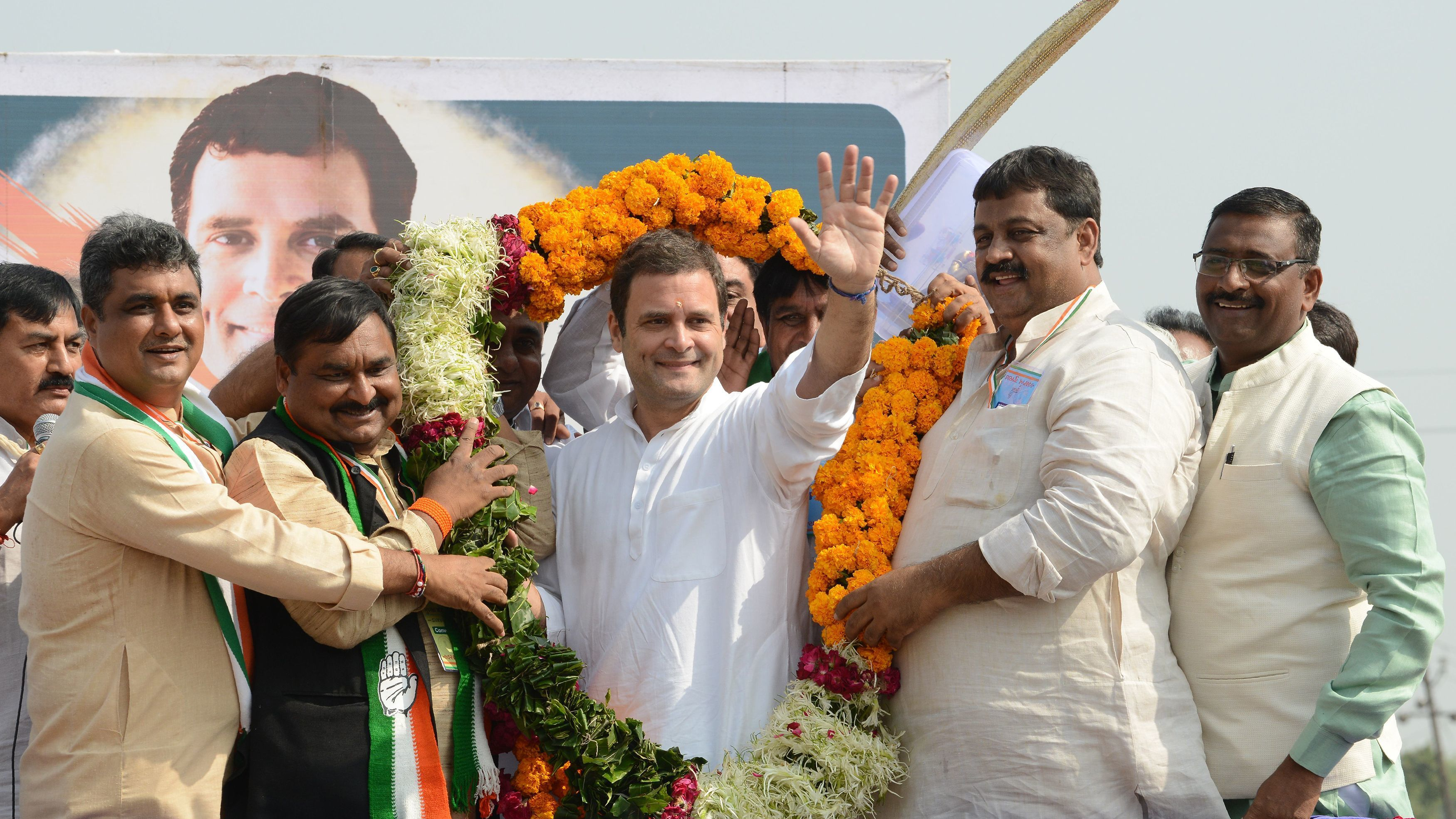 As A New Gandhi Takes Over Can India's Opposition Find Its Footing Again