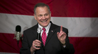 Republican Senate candidate Roy Moore has dismissed the allegations of sexual misconduct against him as politically motivated.