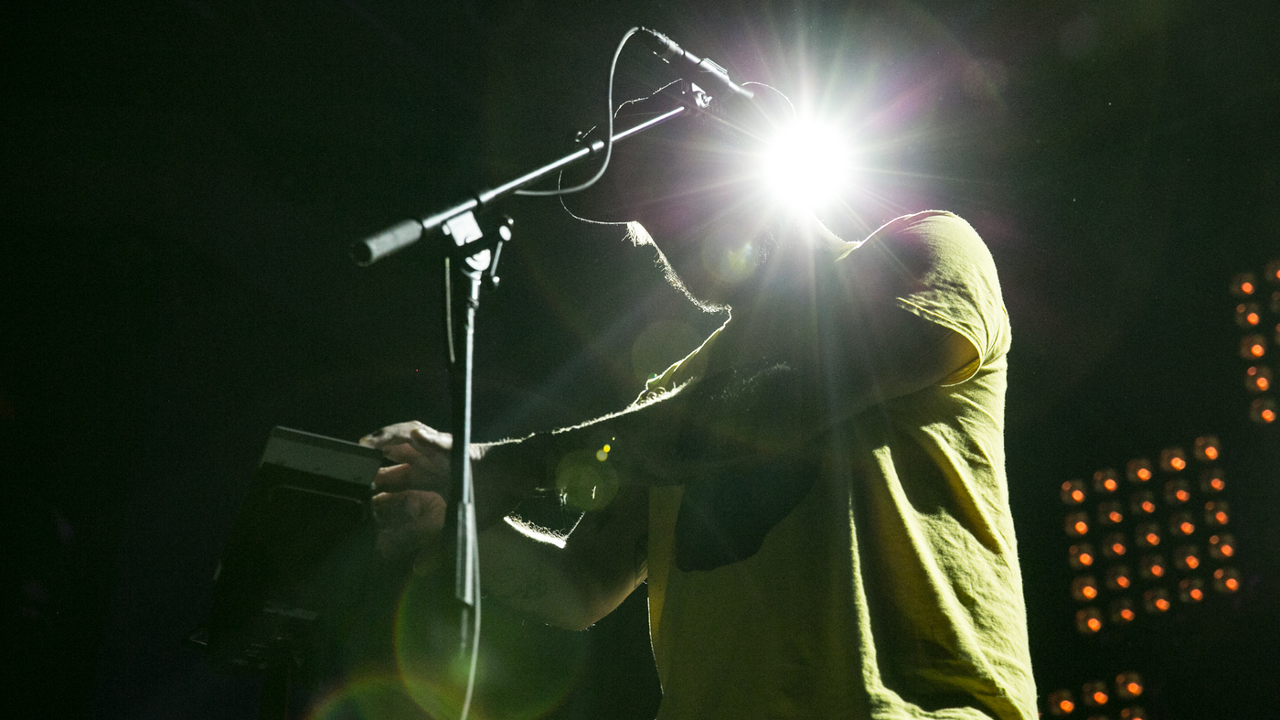 Watch Bon Iver's Justin Vernon Perform At NPR Music's 10th Anniversary