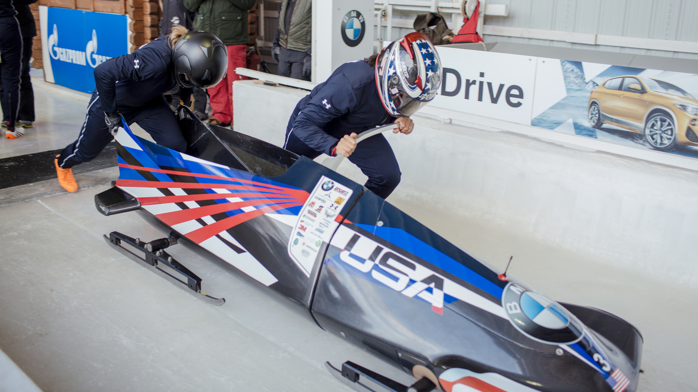 A Kind Of Chaos: The Science And Sport Of Bobsledding : The