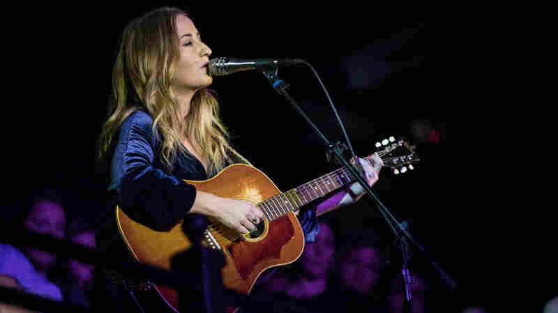 Watch Margo Price Sing From A Balcony At NPR Music's 10th Anniversary Concert