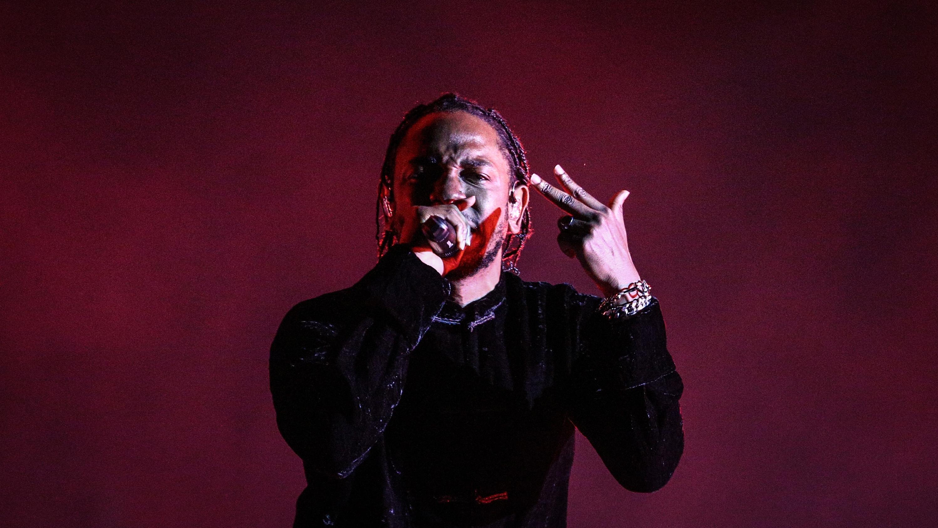 The Prophetic Struggle Of Kendrick Lamar's 'DAMN.'